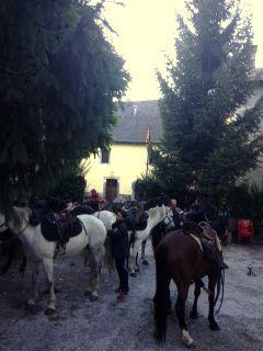 caballos en el balaitus